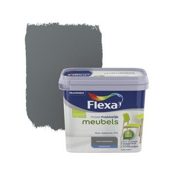 Flexa Mooi Makkelijk meubels donkergrijs zijdeglans 750 ml