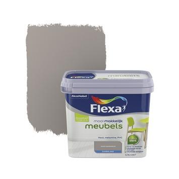 Flexa Mooi Makkelijk meubels warmgrijs zijdeglans 750 ml