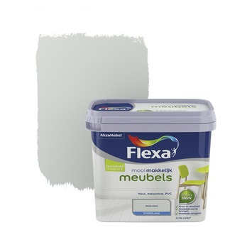 Flexa Mooi Makkelijk meubels mint zijdeglans 750 ml