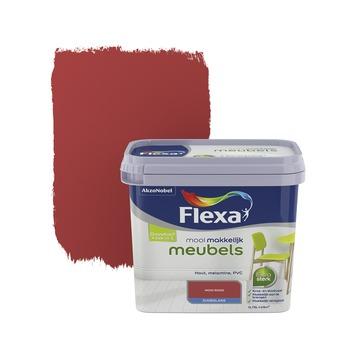 Flexa Mooi Makkelijk meubels rood zijdeglans 750 ml