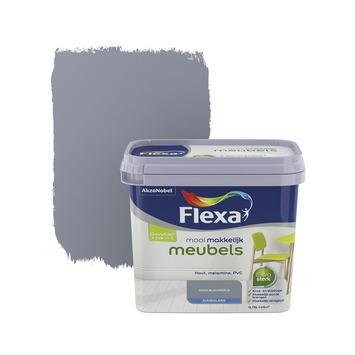 Flexa Mooi Makkelijk meubels blauwgrijs zijdeglans 750 ml