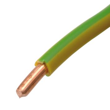 Handson Installatiedraad VD 2,5 mm² Geel/ Groen 100 Meter
