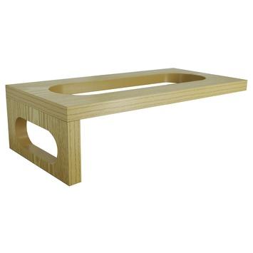 Atlantic Levi houtlook frame voor fonteinset