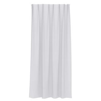 KARWEI kant en klaar gordijn transparant wit (1189) 140x270 cm