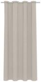 Le Noir & Blanc kant en klaar gordijn lichtdoorlatend brinta (1257) 140x270 cm