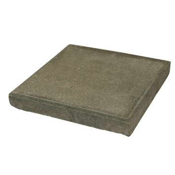 Betontegel Grijs 30x30 cm - Per Tegel / 0,09 m2