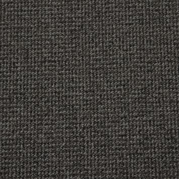 Kleurstaal tapijt kamerbreed Dover grafiet