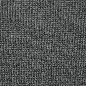 Kleurstaal tapijt kamerbreed Dover titaan