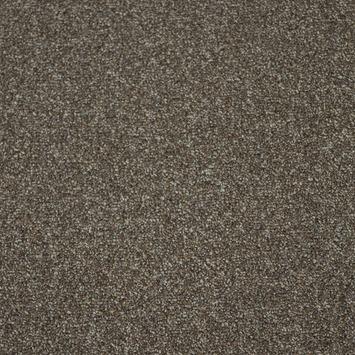 Kleurstaal tapijt kamerbreed York kastanje