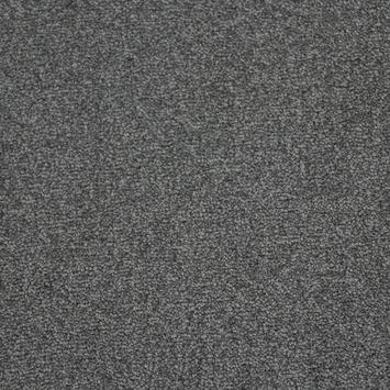 Kleurstaal tapijt kamerbreed York zilver