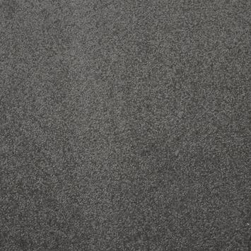 Kleurstaal tapijt kamerbreed Cambridge antraciet