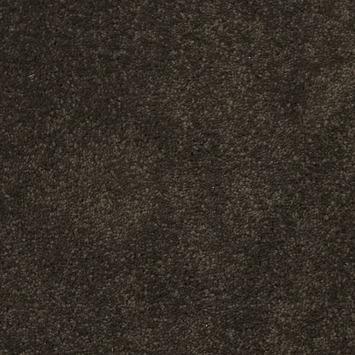 Kleurstaal tapijt kamerbreed Cambridge donkerbruin