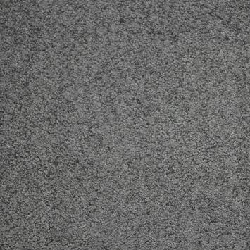 Kleurstaal tapijt kamerbreed Chester titaan