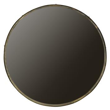 WOOOD spiegel Lauren antique brass