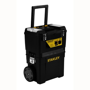 Stanley gereedschapswagen 1-93-968 zwart 24 ltr