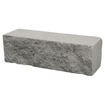 Stapelblok Beton Noors Wit 29x9x9 cm - 78 Stuks