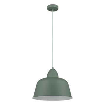 KARWEI hanglamp Julien mat groen Ø 34cm