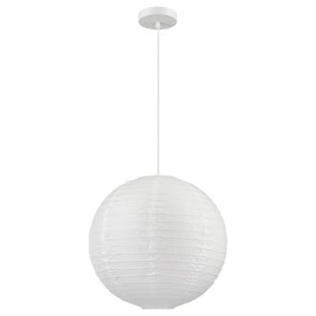 KARWEI hanglamp Resa wit Ø 40 cm
