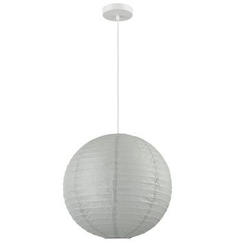 KARWEI hanglamp Resa grijs Ø 40 cm