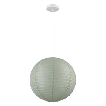 KARWEI hanglamp Resa groen Ø 40cm
