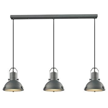 Hanglamp Magnus verweerd grijs