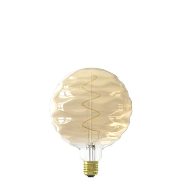 Calex Bilbao LED-lamp E27 4W 140lumen gold dimbaar