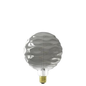 Calex Bilbao LED-lamp E27 4W 60lumen titanium dimbaar