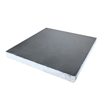 Terras Stenen Te Koop.Betontegel Antraciet 60x60 Cm 2 Tegels 0 72 M2 Kopen Tegels