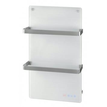 Eurom Infrarood Paneel Sani 400 Watt met WiFi en Handdoekrek 17,5x25x29 cm