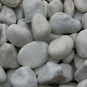 Siergrind Carrara wit 25-40 mm (zak 20 kg) (palletvoordeel 63 stuks)