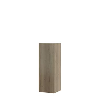Bruynzeel Halfhoge Kolomkast Optima 100 cm Steigerhout
