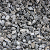 Siersplit Misty Grey grijs 8-12 mm (zak 20 kg = ca. 15 l)