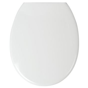 Plieger WC bril Royal Wit Kunststof met Softclose