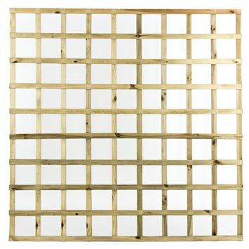 Trellisscherm ca. 180x180cm