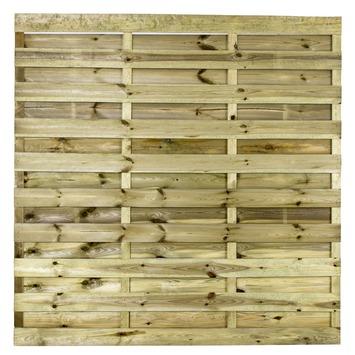 Schutting Wales grenenhout ca. 180x180 cm recht