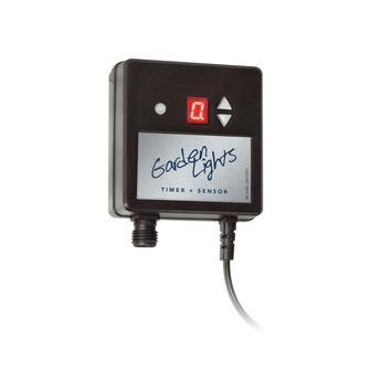 Garden Lights donker-licht sensor met timer