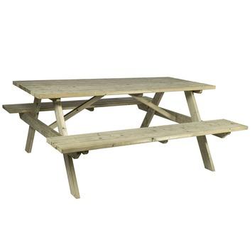 Picknicktafel ca. 70x180x150 cm