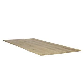 WOOOD Tablo boomstam tafelblad eiken 30 mm 200x90cm