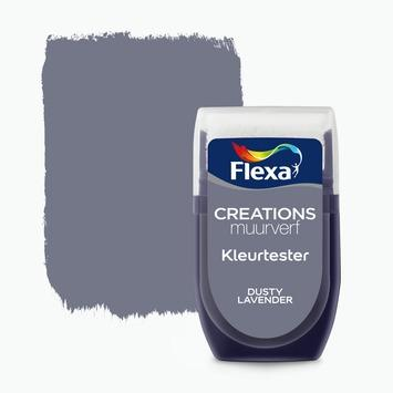 Flexa Creations kleurtester dusty lavender