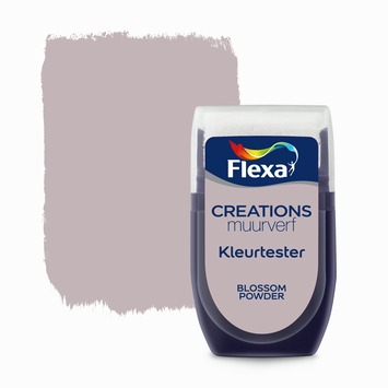 Flexa Creations kleurtester blossom powder