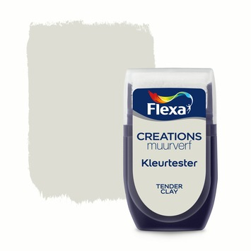 Flexa Creations kleurtester tender clay