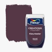 Flexa Creations kleurtester velvet touch