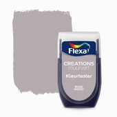 Flexa Creations kleurtester rose wood