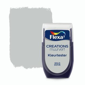Flexa Creations kleurtester wild dove