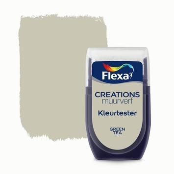 Flexa Creations kleurtester green tea