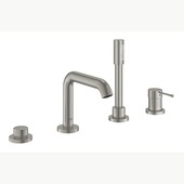 Grohe Colours Badrandcombinatie Essence New 4-delig RVS