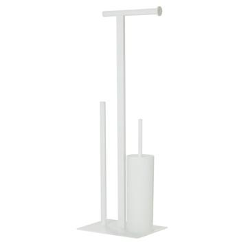 Sealskin Toiletbutler Square Wit Metaal