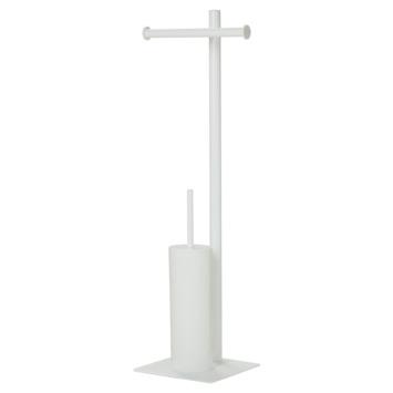Sealskin Toiletbutler Tube Wit Metaal