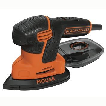 Black + Decker schuurmachine Mouse KA2000-QS