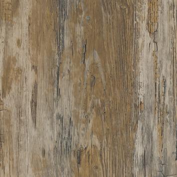 Plakfolie rustiek hout 200 x 45 cm (346-0478)